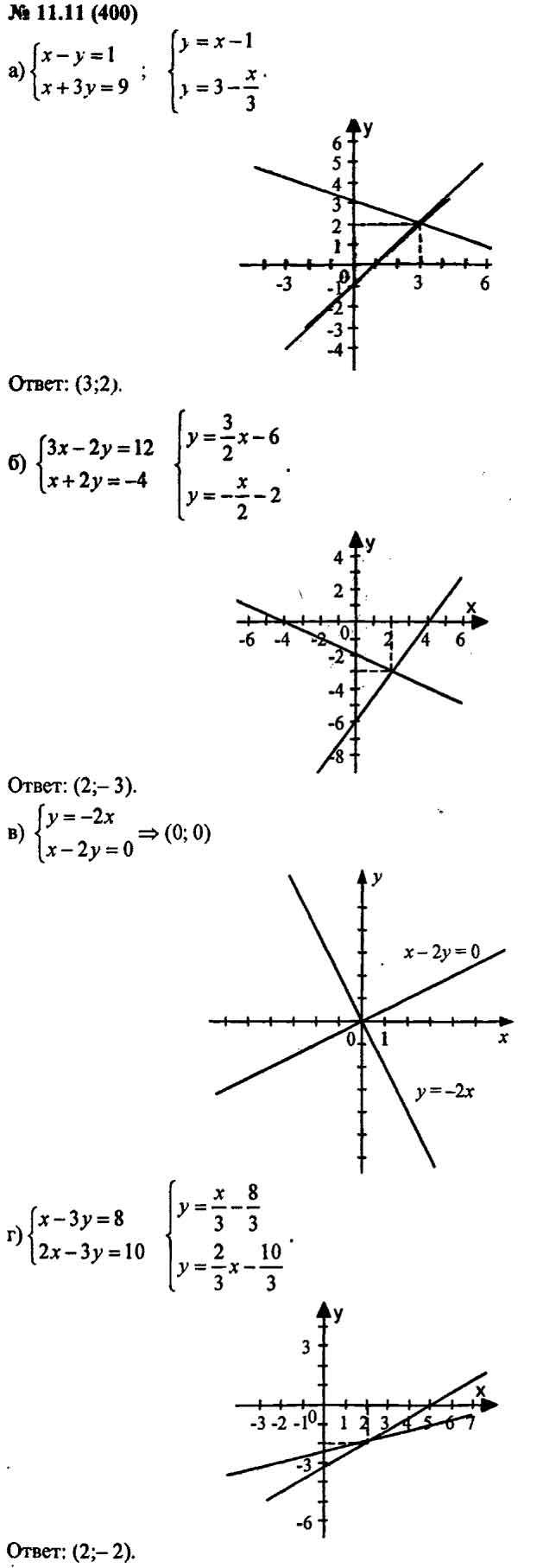 Гдз по алгебре 7 класс мордкович онлайн задача